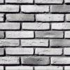 Gri tuğla desenli duvar kağıdı 3d Elemental 42004-1 duvar kağıdı